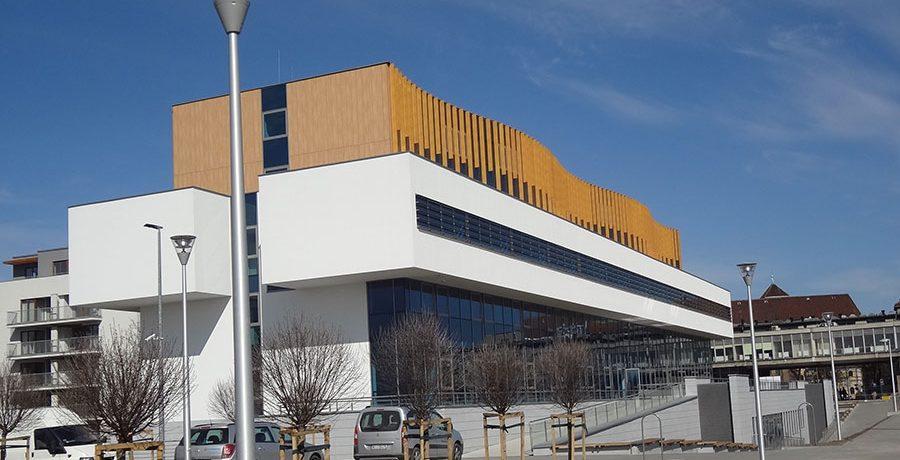 Budynek dydaktyczny AWF Poznań