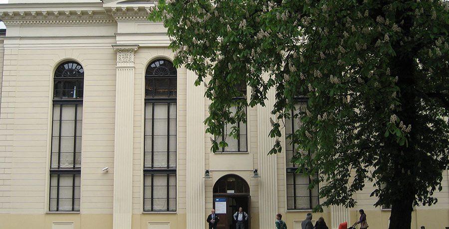 Synagoga pod Białym Bocianem Wrocław