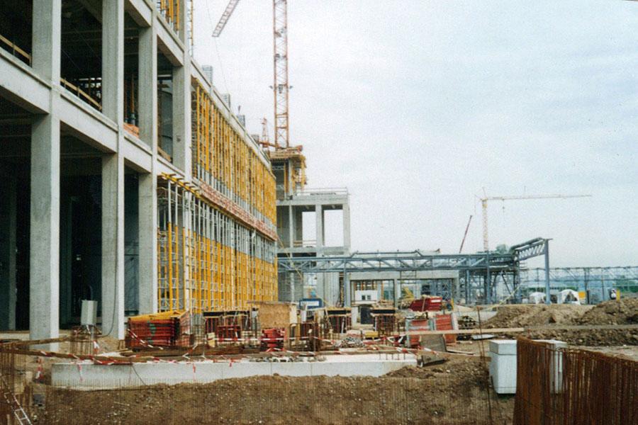 Fabryka Chemiczna Wesseling Niemcy