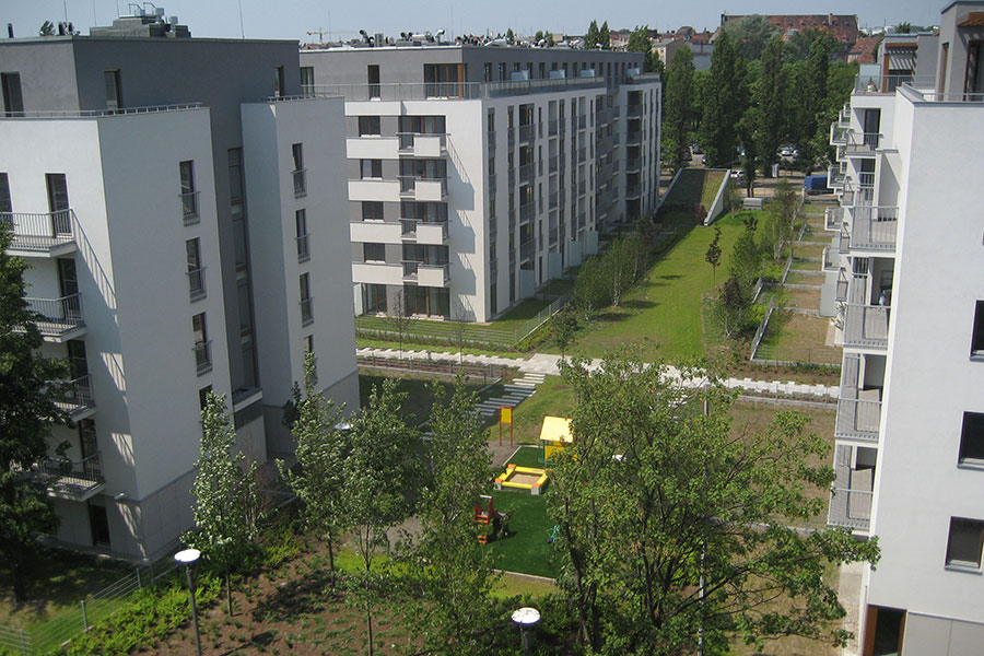 Osiedle MARATON GARDENS w Poznaniu